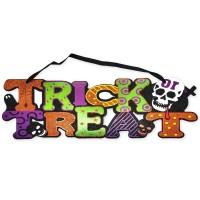 Scoop Dekorasi Halloween Trick or Treat 53230501