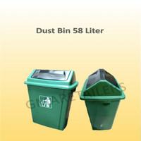Tempat Sampah KLEEN 58 Liter