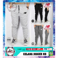 Celana Jogger Pants NB New BALANCE Celana Training Sweatpants Premium