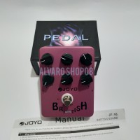 Efek Gitar Pedal Joyo Jf16 British Sound Guitar Effects Pedal
