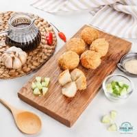 Pempek Adaan Rumah Iwak Asli Palembang / Frozen Food (Isi : 10 pcs)