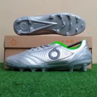 Sepatu Bola Ortuseight Forte Savage FG - Silver/Electricity