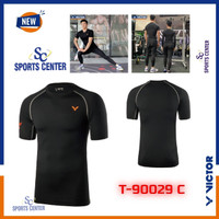 NEW !! Supporter / Knitted Short Sleeve Victor T90029 / T 90029 C