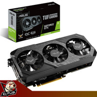 VGA Asus TUF Gaming NVIDIA GTX 1660 Super 6GB GDDR6 OC 3 FAN