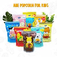 Abe Food Popcorn for Kids Snack anak 80gr