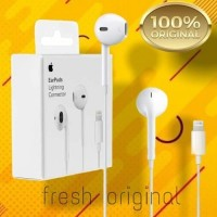 Headset Handsfree EarPods iPhone 7 7+ 8 8+ X Xs XR Xs Max Original