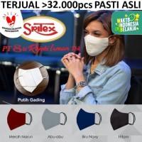 Masker Non Medis SRITEX Putih READY