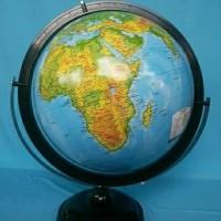 pendidikan peta bola dunia globe 42'5cm