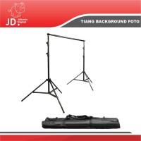 Tiang background foto studio Kit indoor photography