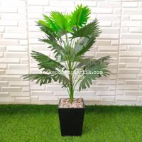 pohon palem kipas artifical - Vas Hitam