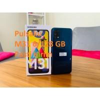 Samsung Galaxy M31 - ROM 128 GB - RAM 6 GB - Garansi Resmi SEIN