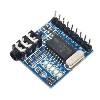MT8870 MT 8870 DTMF Voice Suara Phone Decoder Module board perekam