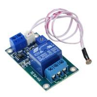 Sensor Cahaya LDR Saklar Otomatis 12V DC Output Relay 220V AC XH-M131