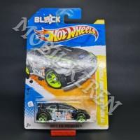 Hot Wheels R1 2011 HW Premiere 11 Ken Block Ford Fiesta Black
