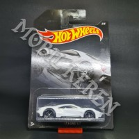 Hot Wheels Exotic Series 17 Ford GT White Silver Stripes