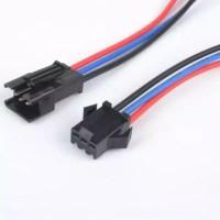 Kabel Soket SM 3 pin