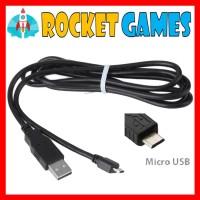 KABEL CHARGE USB STICK PS4 ORIGINAL MESIN