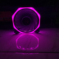 XBT Eclipse Segi XB-113 Fan Case 12cm LED RING Non Auto Fan Casing