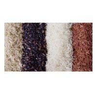 BERAS Organik Merah Putih Coklat Hitam Organic Rice MPASI Bayi REPACK