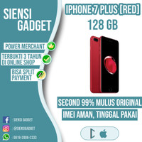 iPhone 7 Plus 128 Gb RED Second