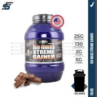 ULTIMATE NUTRITION ISO MASS XTREME GAINER 10.11LBS | BazarKampus