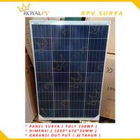 Panel surya 100wp solar panel 100wp solar cell 100wp 12v