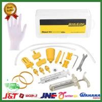 Perlengkapan Maintenance Bleed Kit Hydraulic Gear Sepeda- P04BE - Kuning