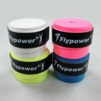 Belanja Dari Rumah ! New Sale !! Grip Karet Badminton/Tennis Flypower