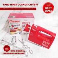 Hand Mixer (Pengocok Telur dan Pengaduk Adonan) Cosmos CM1679