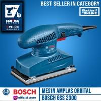 Mesin Amplas - Bosch GSS 2300