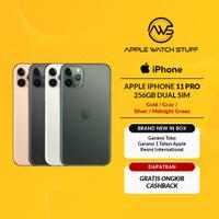Apple iPhone 11 Pro 256GB Dual Sim Gold, Gray, Silver, Midnight Green - BNIB Gold