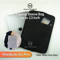Tas Macbook Air / Pro 2019 2020 Laptop Sleeve Bag up to 13 inch