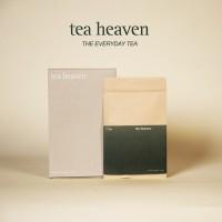 7 Tea - Organic Green Tea Leaves - Daun Teh Hijau Organik Tea Heaven