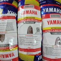 Ban luar tubeless yamaha mio depan 70 90 14 original yamaha