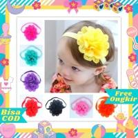 Bandana Bayi / Bando / Baby Headband / Aksesoris Bayi Perempuan B-02