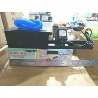 paket 3 in 1 top box filter aquarium ukuran mini NIKITA STAR NS 333