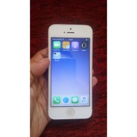 Iphone 5 16gb silver (wifi only)