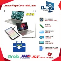 Lenovo Yoga C740 14iML 2in1 Touch i7 10510 16GB 512GB SSD WIN 10