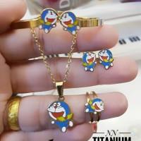 titanium set perhiasan anak B2645h