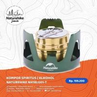 NATUREHIKE KOMPOR SPIRITUS ALKOHOL NH18L001-T ULTRALIGHT PORTABLE MINI - Kuning