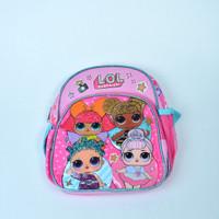 Tas Ransel Anak LOL 10 Inch Backpack - Camera Face