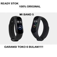 xiaomi mi band 5 original smart watch - Black