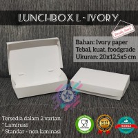 Lunch Box Paper