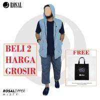 Rosal Zipper / Rosal Hoodie / Rosal Hoodie Full Zipper