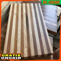 Grosir Talenan kayu ulin foodgrade ukuran 40 x 50 cm