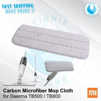 Xiaomi Microfiber Cloth Refill for Deerma TB500 TB800 Sweeper Mop