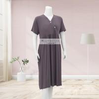 Lunaci Graphite Kimono Midi Dress