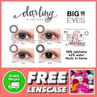 Softlens X2 Darling Normal / Soflen Darling Exoticon Big Eyes