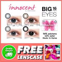 Softlens X2 Innocent Normal / Soflen Innocent Exoticon Big Eyes