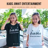 BAJU KAOS JINHIT ENTERTAINMENT | KAOS BTS